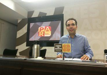 """Guerrero exige a Sánchez que se reconozcan y respeten """"todas"""" las peculiaridades de Aragón de cara al nuevo modelo de financiación autonómica"""