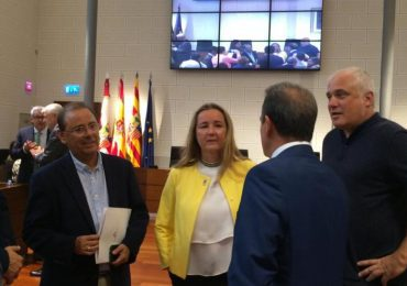 El PAR pide la ejecución urgente del presupuesto destinado a la limpieza y mantenimiento de la ribera del Ebro