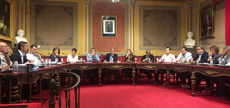 El PAR contribuye a mantener el transporte escolar al IES Martínez Vargas de Barbastro con su intervención en el pleno municipal