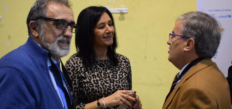 Jaraba recuerda a Emilio Gastón en la inauguración del Congreso de Educación en Democracia Activa