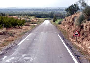 """El PAR toma la iniciativa y plantea en las Cortes soluciones reales para las carreteras de Binaced y Valcarca en vez de """"parcheos parciales"""""""