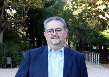 Fernando Carrera anuncia su voluntad de concurrir a las primarias del PAR para ser candidato del Partido Aragonés a la Alcaldía de Huesca