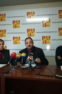 """El Partido Aragonés plantea """"regionalizar"""" las ayudas de la PAC para que su reparto se decida en Aragón y no se perjudique a territorios como Teruel"""