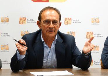 La dirección del PAR valora el paso de Fernando Carrera para ser candidato a la Alcaldía de Huesca y plantea las primarias