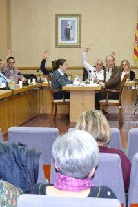 """El Partido Aragones (PAR) muestra su repulsa a los comentarios """"machistas y fuera de lugar"""" del concejal de ciudadanos, Joaquín Galindo, en el pleno ordinario del Ayuntamiento de Alcañiz celebrado el pasado día 1 de octubre."""
