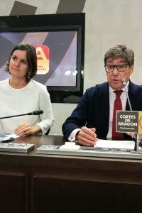 """Aliaga (PAR) rechaza que la política del diésel se efectúe con """"atropellos y perjuicios"""" para las partes implicadas"""