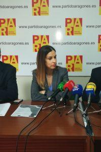 El Partido Aragonés insta al Gobierno de Aragón a incluir una partida de al menos 1,5 millones de euros para el Servicio de Bomberos Teruel