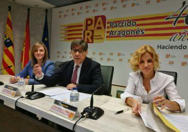 Santos e Ibarz reclamarán al secretario de Estado de Infraestructuras la ejecución de proyectos para Aragón incluidos en los PGE  gracias al PAR