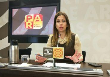 El PAR exige a Lambán un plan de mantenimiento, conservación y vigilancia de los centros públicos de  infantil y primaria