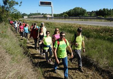 El PAR plantea en la DPH una resolución de apoyo e impulso a la Vía Verde Barbastro-Monzón por Castejón del Puente y Selgua