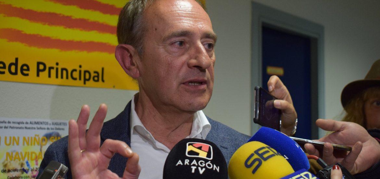 Joaquín Serrano, secretario general del PAR