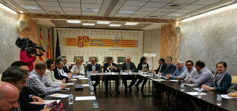 Reunión extraordinaria de la Comisión ejecutiva 27-11-18