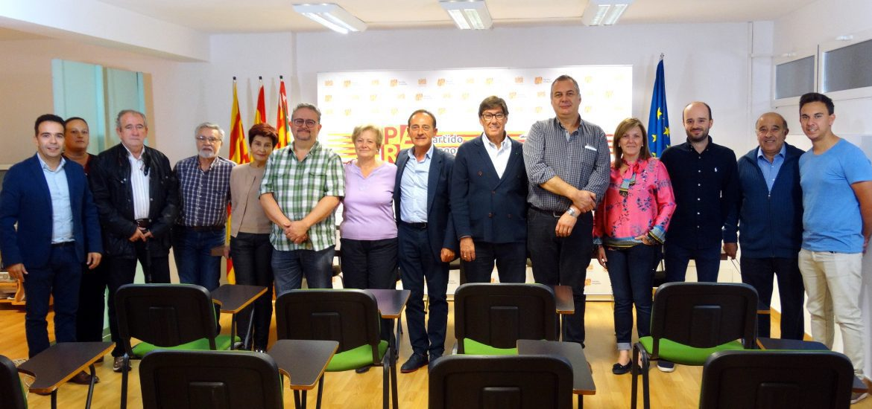 El comité municipal de Huesca del PAR apoya la iniciativa de Fernando Carrera y pide la convocatoria de elecciones primarias