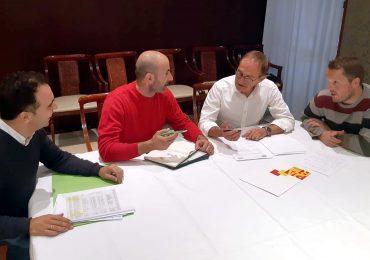 El PAR de Jaca-Jacetania intensifica su tarea hacia las elecciones sobre ejes de participación y compromiso de soluciones