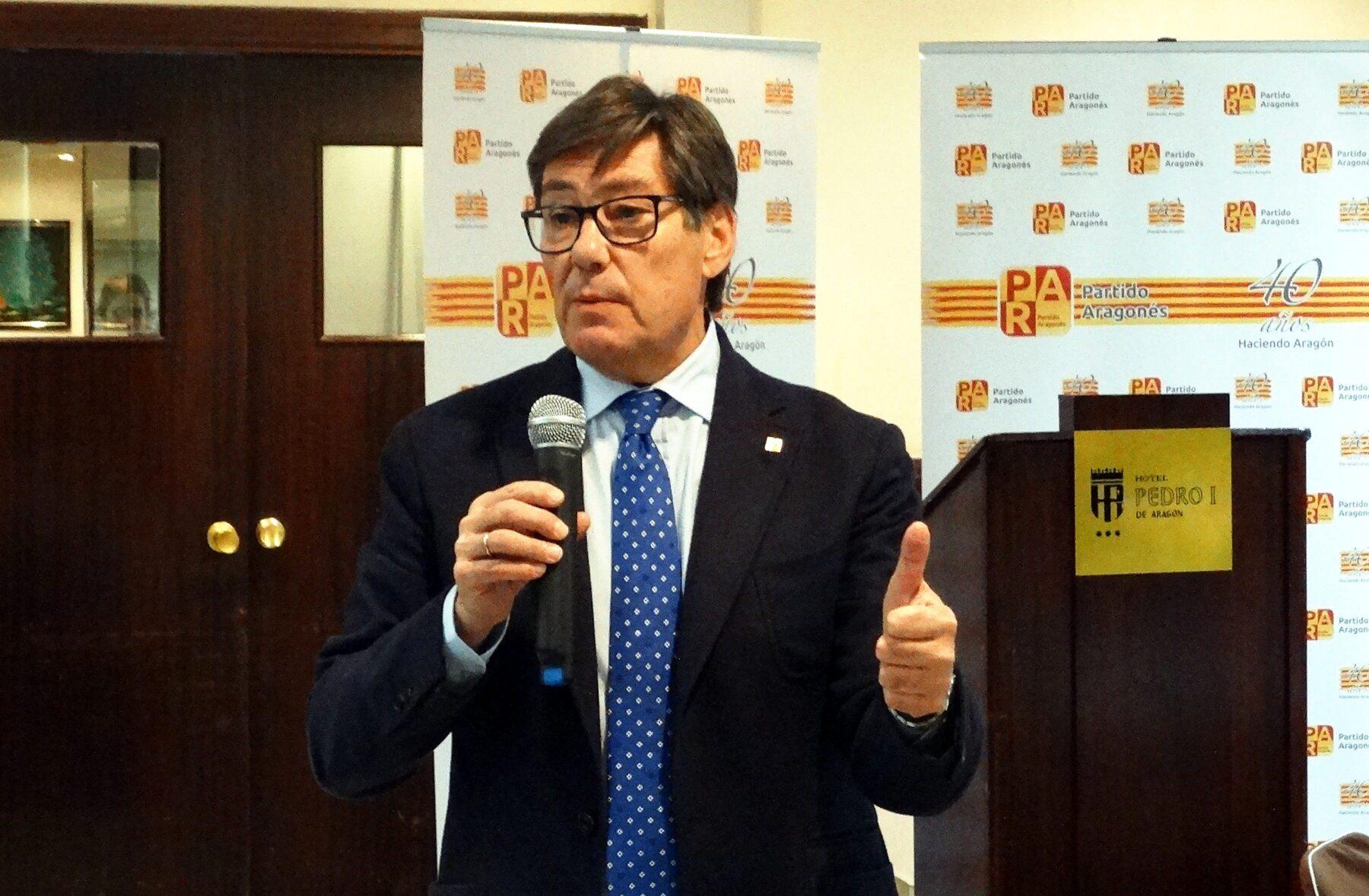 Día del Militante PAR Alto Aragón 02-12-18 - Arturo Aliaga