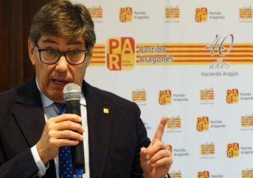 """Aliaga: """"El PAR siempre hará de parapeto para evitar el trasvase del Ebro"""""""