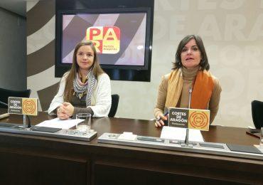 El PAR pide a las instituciones aragonesas que sean ejemplarizantes y reduzcan la utilización de plásticos de un solo uso