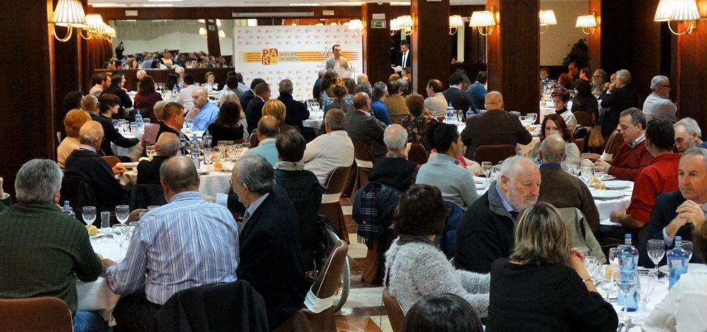 El PAR del Alto Aragón celebra este domingo el 'Día del Militante' con la participación del presidente del Partido Aragonés, Arturo Aliaga