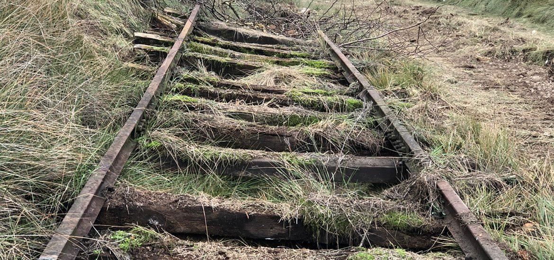 PAR-Barbastro pide recordar el pasado ferroviario de la ciudad colocando un distintivo en el inicio de la futura vía verde