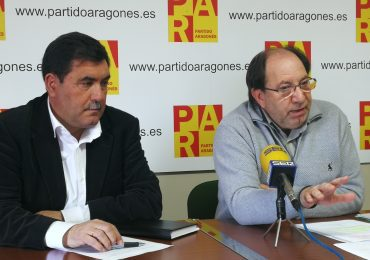 """El Partido Aragonés presenta varias propuestas del ámbito cultural y medioambiental para lograr una ciudad más """"completa y humana"""""""