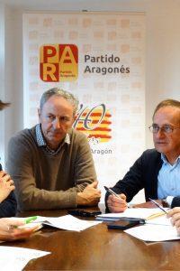 El PAR de Huesca prepara potentes enmiendas al proyecto de PGE 2019 para resolver las graves carencias de inversiones en el Alto Aragón