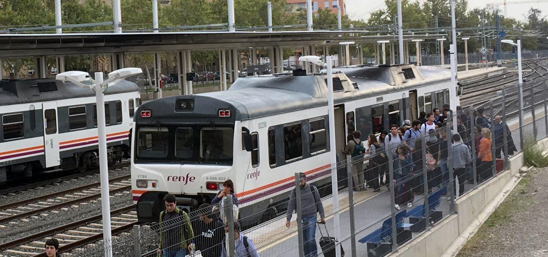 El PAR del Alto Aragón reivindica mejoras urgentes del servicio ferroviario convencional incluyendo la línea por Monegros, Monzón y Binéfar