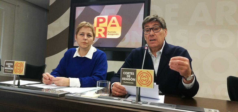 El PAR propone crear una Facultad de Medicina Rural necesaria para el Aragón del siglo XXI