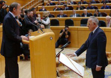 Clemente Sánchez – Garnica toma posesión de su escaño como senador
