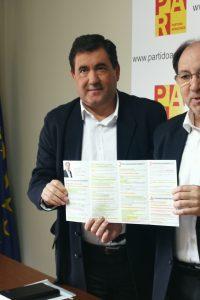 """Julio Esteban: """"Hemos sido la verdadera oposición constructiva y un instrumento útil para mejorar la ciudad"""""""