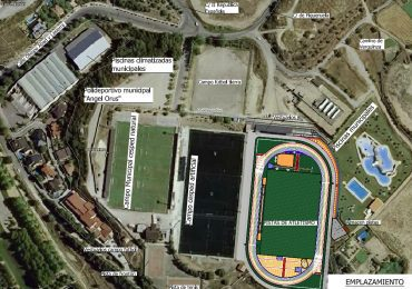 El PAR cuestiona en las Cortes el compromiso y  aportación de la DGA para financiar las nuevas pistas de atletismo de Barbastro