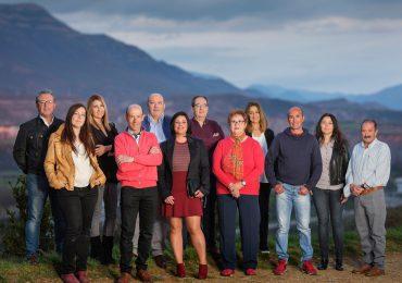 El PAR presenta en Sabiñánigo una candidatura renovada que aspira a gobernar con eficacia, gestión y participación