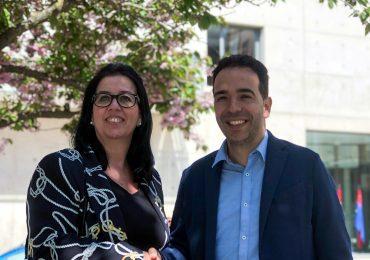 Eli Terán encabezará la candidatura del Partido Aragonés al Ayuntamiento de Binéfar en las elecciones locales del 26 de mayo