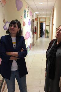 Elena Allué pide garantizar los recursos para el Centro Municipal de Prevención de Adicciones