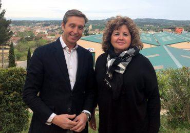 María Jesús Morera es la candidata del PAR a la alcaldía de Barbastro en las elecciones locales del 26 de mayo