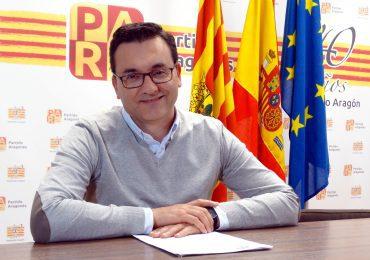 Roque Vicente es el candidato del PAR a la alcaldía de Graus con objetivo de liderar una transformación del municipio junto a colectivos y sociedad civil