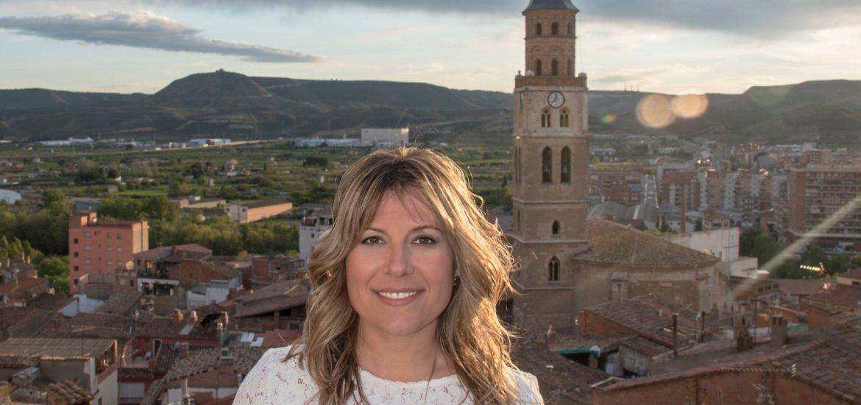 Verónica Alíns será la candidata a la alcaldía de Fraga por el Partido Aragonés en las elecciones locales del 26 de mayo