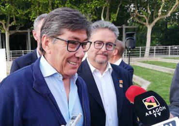 Acto central de campaña del PAR en Huesca-2