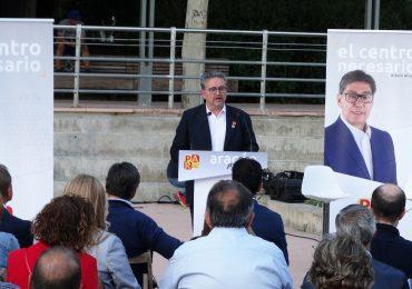 Acto central de campaña del PAR en Huesca-3