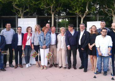 Aliaga y Carrera afirman en Huesca que el PAR es necesario en las instituciones para hacer gobiernos centrados y eficaces
