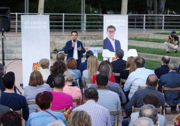Acto central de campaña del PAR en Huesca-5