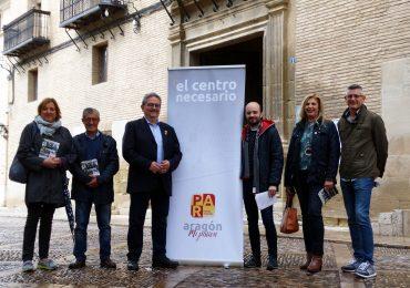 Carrera llama a votar al PAR, el centro necesario para un ayuntamiento moderado y estable en Huesca con menos discusiones y más soluciones