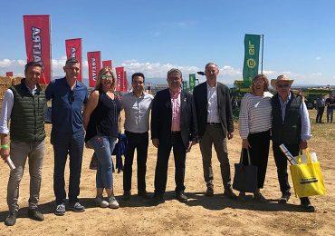 El PAR considera a la agroganadería un sector estratégico del Alto Aragón y garantiza su apoyo
