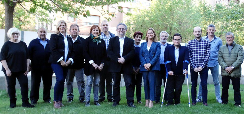 Fernando Carrera (PAR) sitúa el acceso a la vivienda como una prioridad para Huesca