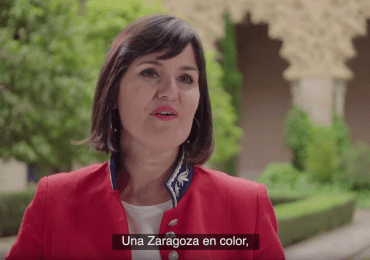 Zaragoza mi pasión – Elena Allué