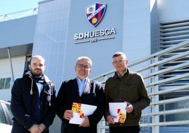 El PAR presenta 'Huesca Deporte Huesca compite' un estudio que demuestra el potencial oscense