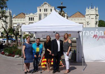 """Fernando Carrera (PAR-Huesca): """"Las instituciones son de las personas, ni son de los partidos, ni son maquinarias inhumanas"""""""