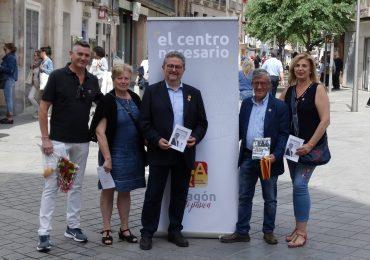 El PAR presenta un programa de compromisos con corazón y medidas viables para Huesca, los oscenses y el ayuntamiento