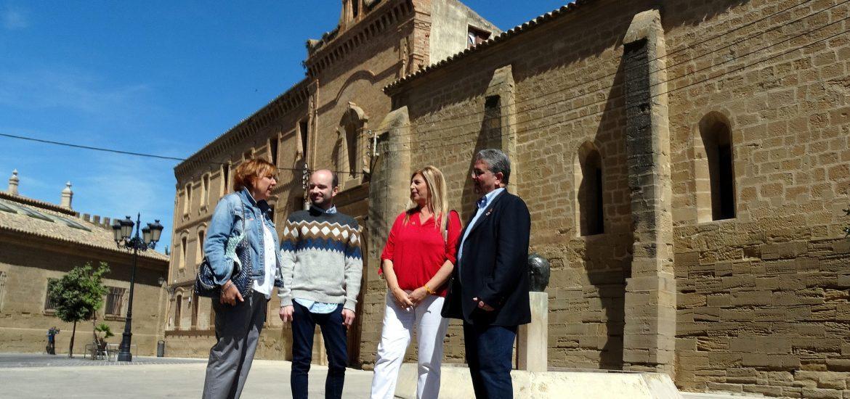 Carrera (PAR) reivindica recuperar el campus como eje estratégico de desarrollo para Huesca