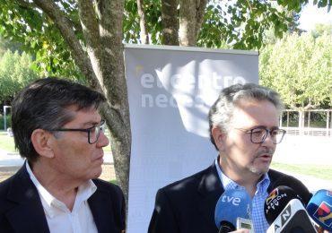 Arturo Aliaga y Fernando Carrera