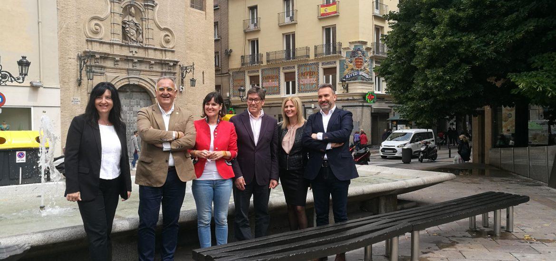 """Arturo Aliaga: """"Frente a la desafección política hemos encontrado una gran receptividad social que se traducirá en votos al Partido Aragonés"""""""